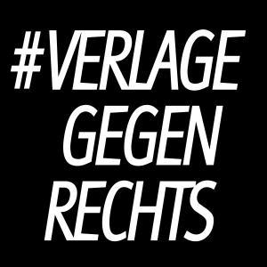 """Die Edition Kwimbi ist Teil der Kampagne """"Verlage gegen rechts"""""""