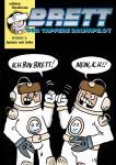BRETT Episode 2: »Spätzle mit Soße« - A6 Heft