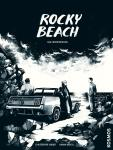 Rocky Beach – Graphic Novel von Christopher Tauber (T) & Hanna Wenzel (Z)