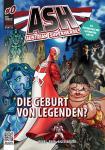 ASH - 0 Austrian Super Heroes - Gratis Preview-Ausgabe
