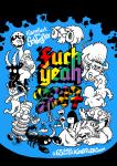 Fuck Yeah! 2017 - Webcomic-Wochen-Kalender - Preisreduziert! ICOM Sonderpreis der Jury für eine besondere Leistung oder Publikation in 2016