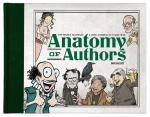 Anatomy of Authors – Neue englische HC-Collection von Dave Kellett - VORBESTELLUNG