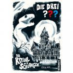 AKTION: Die ??? – Das Ritual der Schlangen – Christopher Tauber – signierte Ausgabe; ab 10 Jahre