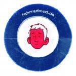 "Fahrradmod - Getting Grand ""Target""-Sticker"