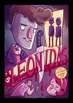 Leonidas - A5 Comic von Jo Lott
