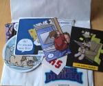 """10 Indie-Comic-Sticker für """"Kleb mich!"""""""