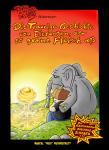Die traurige Geschichte vom Elefanten der so gerne Fleisch aß