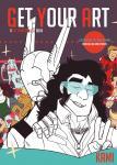 Get Your ART - Kami Artbook - empfohlen ab 16 Jahre