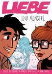 Liebe und Monster - signiert von Adrian vom Baur
