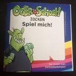"""Oger & Schoch zocken """"Spiel Mich!"""" - Ein Spiele-Comic der Illustrie!"""