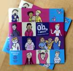 Oh, I see?! - Martina Schradi's award winning LGBTI comic reports