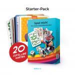 Spiel Mich! Edition 2 – Boosterpack mit 20 zufälligen Karten – jetzt erhältlich!