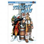 Tracht Man #4 - Kevin Maguire Variant