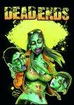 """Dead Ends"" - 4 Storys - Taschenbuch"