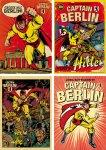 """Captain Berlin"" Postkartenset"