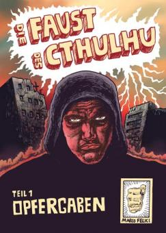 Faust des Cthulhu - Marco Felici