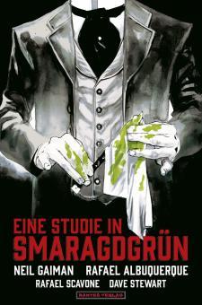 Studie in Smaragdgrün – Neil Gaiman, Rafael Albuquerque