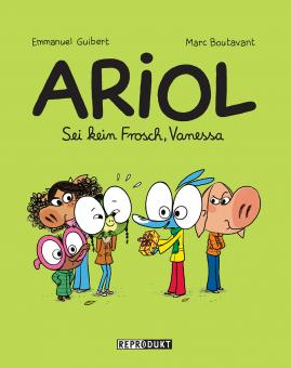 Ariol 11: Sei kein Frosch, Vanessa - ab 6 Jahre