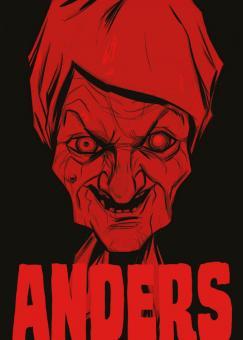 Anders - Horroranthologie - Bühling, Clifford et al - ICOM lobende Erwähnung 2014