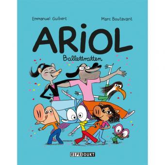 Ariol 10: Ballettratten - ab 6 Jahre