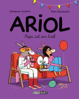 Ariol 8: Papa ist ein Esel - ab 6 Jahre