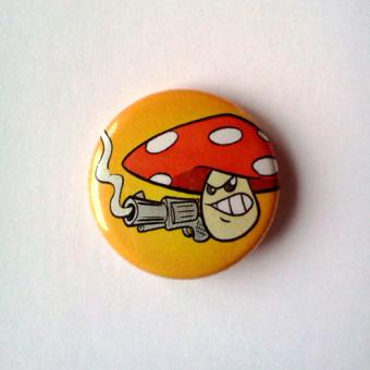 Button El Pilzo