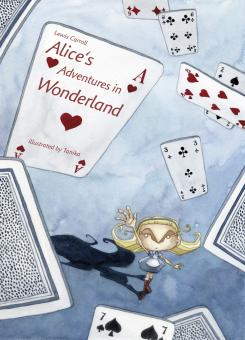Alice's Adventures in Wonderland HC - illustrated by Tanika