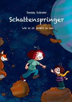 Schattenspringer - von Daniela Schreiter - ab 10 Jahre