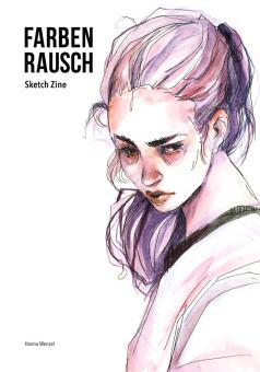 Farbenrausch - Skizzenbuch von Hanna Wenzel