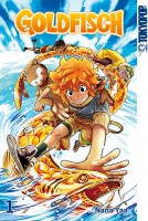 Goldfisch - Band 1 - Shonen von Nana Yaa