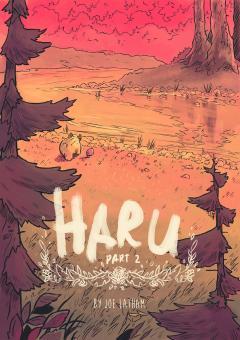 Haru – Part 2 – Joe Latham – English Language, A5