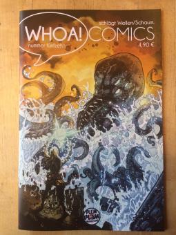 Whoa! Comics #15