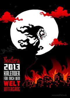 Nosfera - Kalender 2013 in A4
