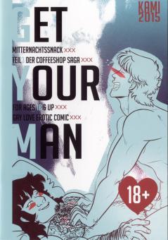 """Get Your Man """"Mitternachtssnack"""" - Kami Dojinshi – ab 18, Altersnachweis erforderlich – ICOM Lobende Erwähnung f. 2016"""