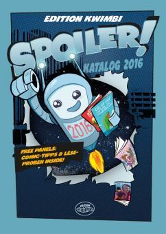 Edition Kwimbi Spoiler 2016 - Gratis!
