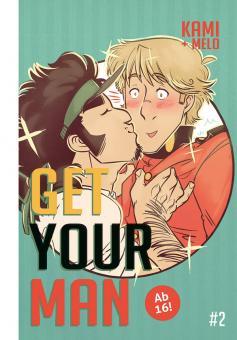 Get Your Man #2 - Kami - empfohlen ab 16 Jahre – ICOM Lobende Erwähnung f. 2016