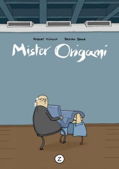 Mister Origami - ICOM 2015 lobende Erwähnung