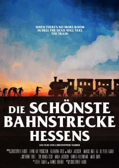 Die schönste Bahnstrecke Hessens – DVD von Christopher Tauber