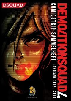 Demolitionsquad Comicstrip Sammelheft #04
