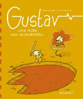 Gustav und Albo vom Aldebaran - ab 6 Jahre