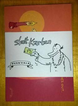 """Leowalds """"Zwarwald Weihnachtskartenset""""; 5 Postkarten"""