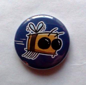 Squarebee-Button