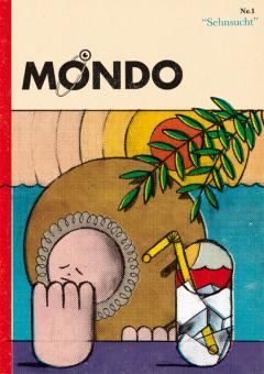 Mondo #1 - Comic-Magazin mit diversen deutschen Zeichnern