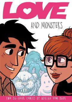 Love and Monsters - Adrian vom Baur