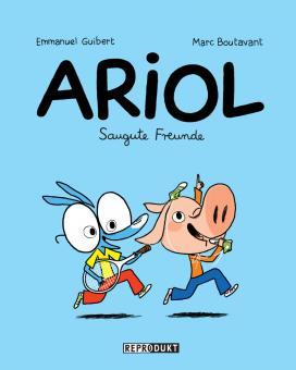 Ariol 3: Saugute Freunde - ab 6 Jahre