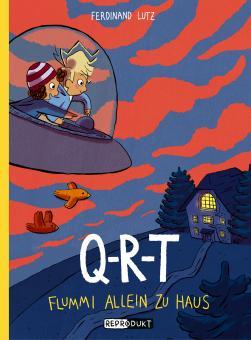 Q-R-T: Band 2 - Flummi allein zu Haus - Ferdinand Lutz - ab 6 Jahre