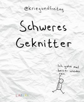 Schweres Geknitter – Krieg & Freitag