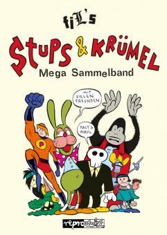 Stups & Krümel – Megasammelband vom FIL