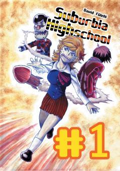 """Suburbia Highschool Heft 1 - """"Willkommen!"""""""