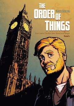 The Order of Things 1, 2. Auflage - von Mario Bühling – 07.05. eingetroffen!